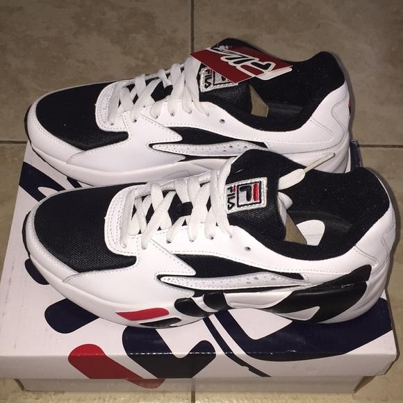 Fila Shoes | Mens Fila Mindblower Size